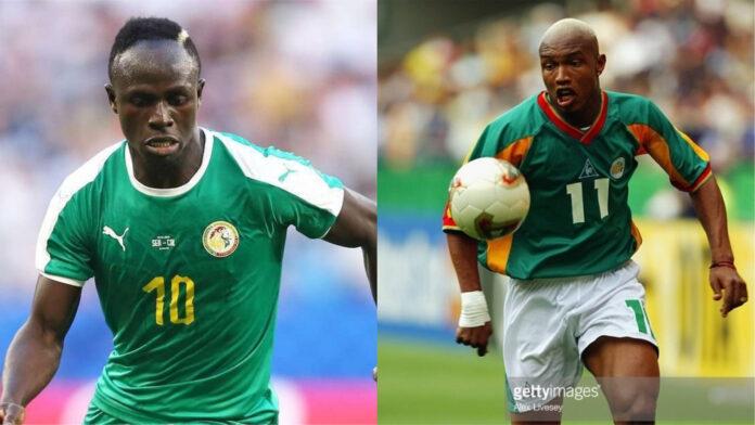 El Hadji Diouf : «Il ne faut pas me comparer à Sadio Mané»