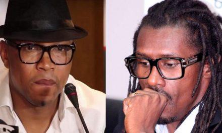 El Hadji Diouf: «Aliou Cissé est mon ami …»
