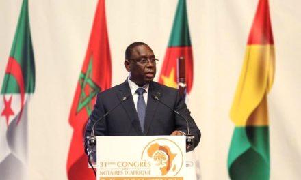 Lutte contre le terrorisme: Macky pour la coordination des forces