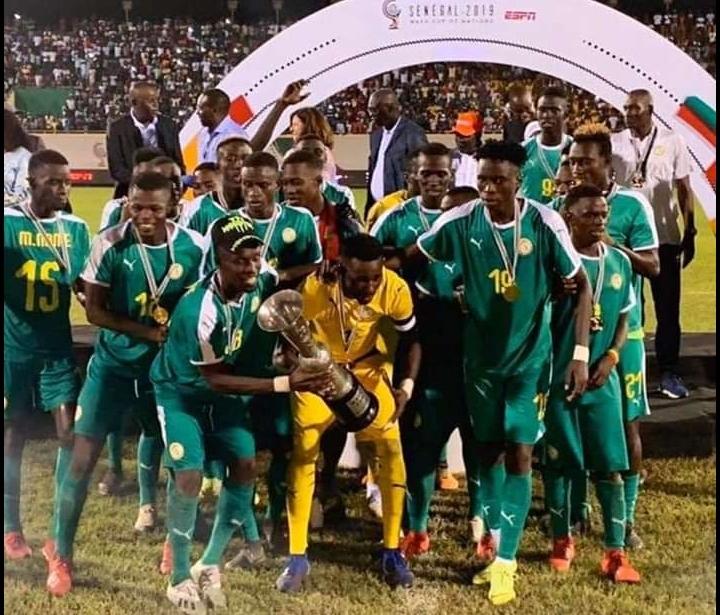 TOURNOI UFOA – Le Sénégal enfin sacré!