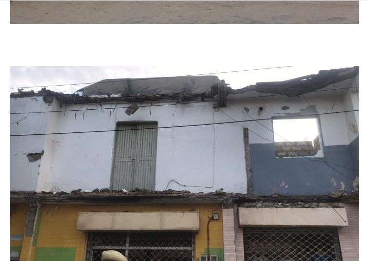 MEDINA : L'effondrement d'un balcon fait un mort et trois blessés