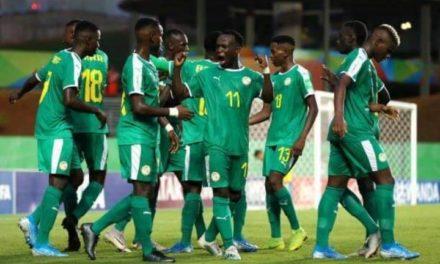 MONDIAL U17 : Le Sénégal réussit son baptême du feu (4-1)