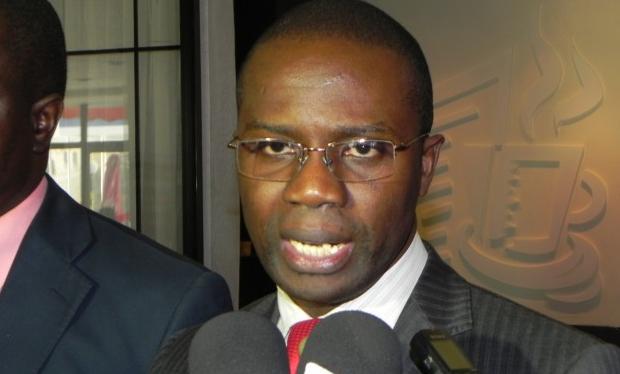 """Moriba Magassouba : """"la sortie de Sory Kaba qu'on dit proche d'Amadou Ba, n'est pas faite à la légère"""""""