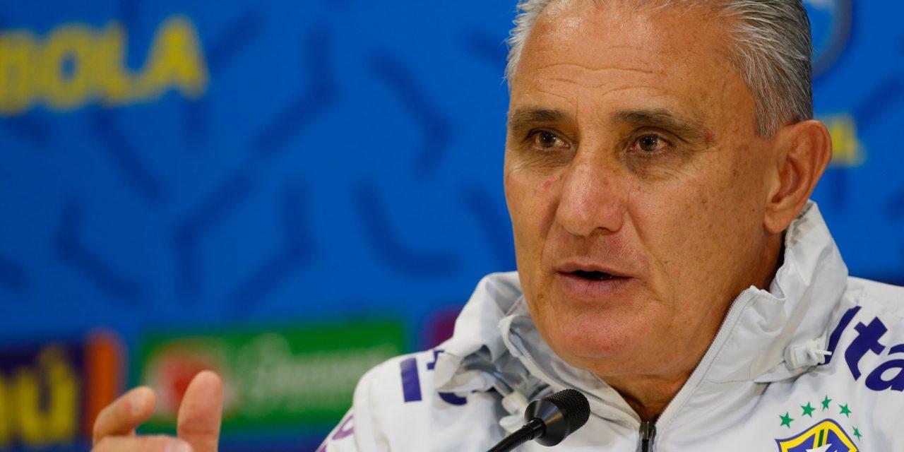 """TITE, SELECTIONNEUR BRESIL : """" Mané, 3ème meilleur joueur au monde"""""""
