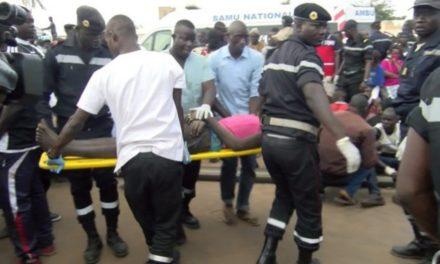 FATICK : Un bus se renverse et fait deux morts