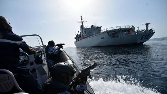 L'armée intercepte près d'une tonne de cocaïne