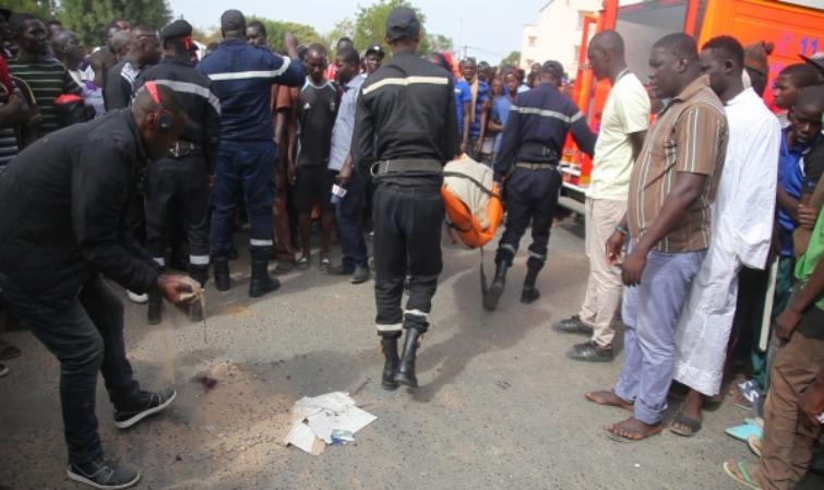 KEUR MASSAR : Un mort et douze blessés dans un accident