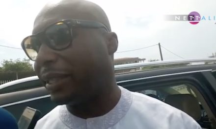 "AFFAIRE BOUGAZELLI  – ""Du grand banditisme"", selon Barthélemy Dias"