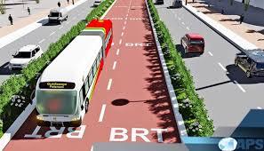 Bus Rapid Transit : les travaux lancés ce lundi