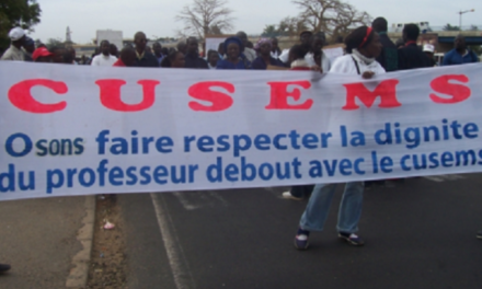EDUCATION : Le Cusems en ordre de bataille
