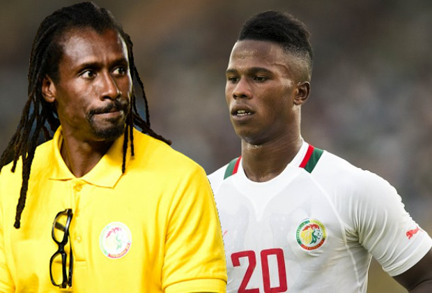 ELIMINATOIRES CAN 2021 : Diao Baldé out, Moussa Ndiaye et Baba Thiam in