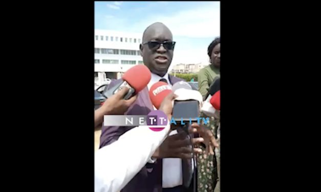 (Vidéo) El Hadj Diouf charge lourdement Sonko : «Je suis en train de démasquer un monstre»