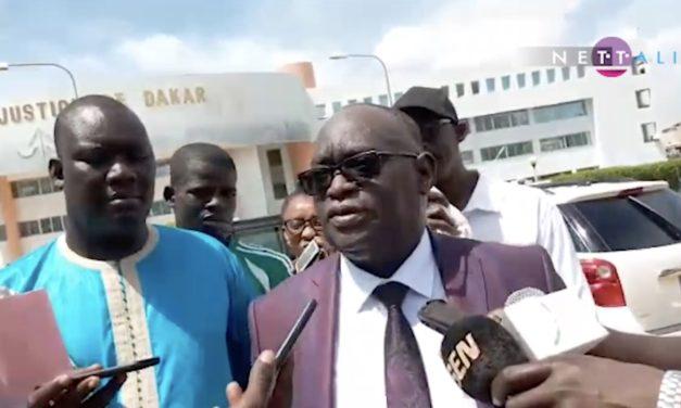 Affaire des 94 milliards : Me El Hadj Diouf  annonce d'autres plaintes contre Sonko