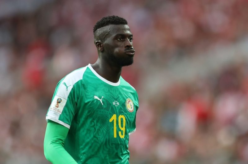 AMICAL SENEGAL – BRESIL : Mbaye Niang forfait