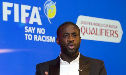 RACISME DANS LE FOOT – Yaya Touré allume la FIFA
