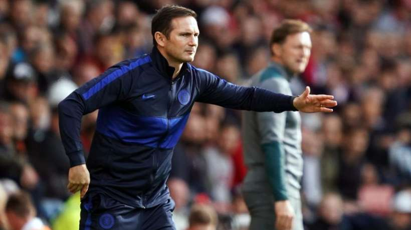 BLESSURE DE KANTÉ – Lampard tacle Deschamps