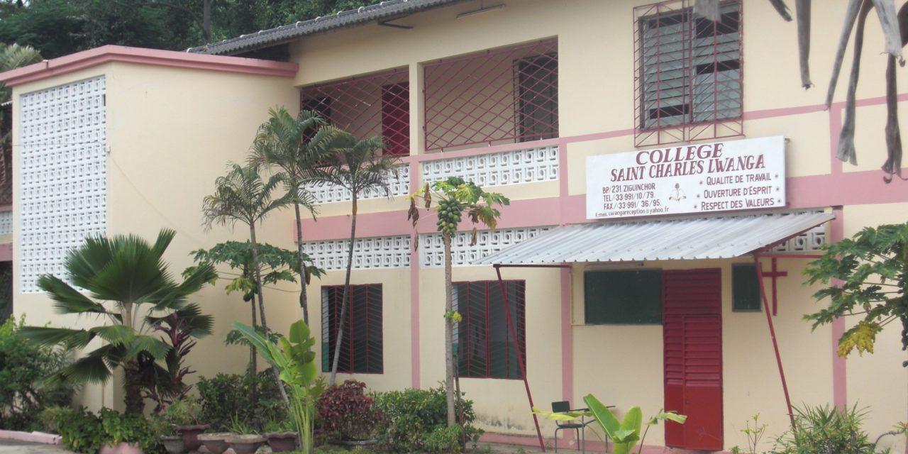 Ziguinchor : Le lycée Charles Lwanga cambriolé, le coffre-fort emporté