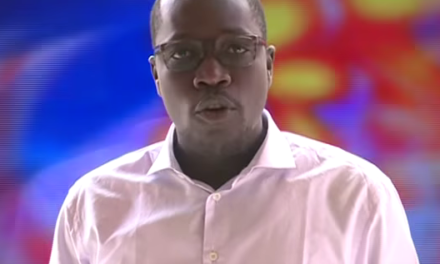 Le journaliste Mamadou Mouhamed Ndiaye victime de cambriolage