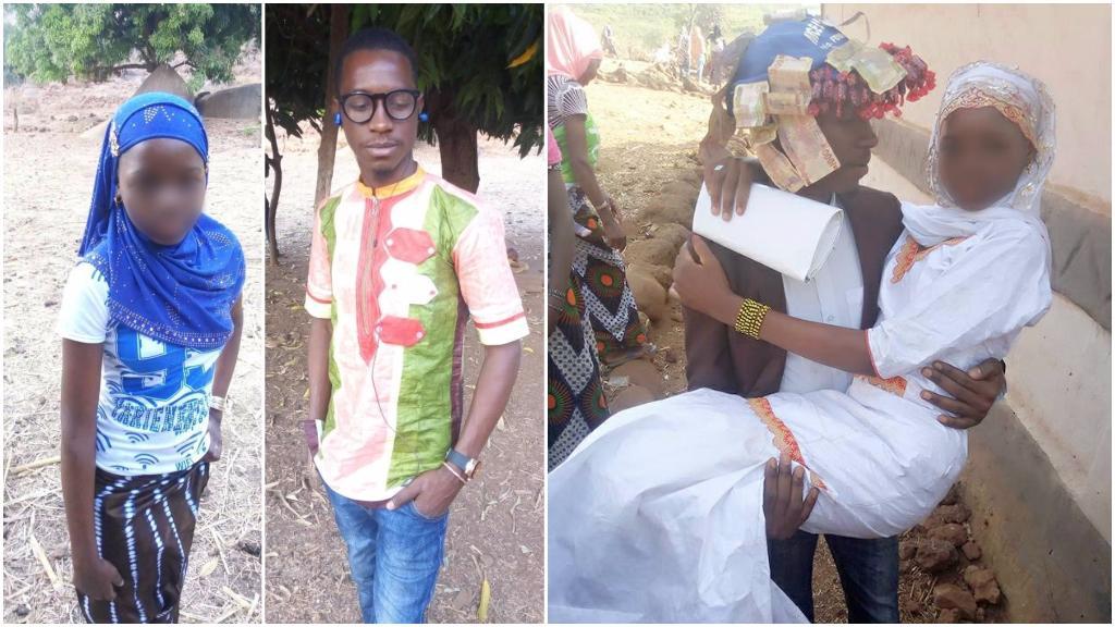 IMPACT COVID-19 SUR LES FILLES – Les mariages précoces orientés à la hausse, au Sénégal