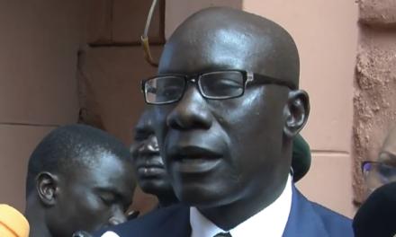 Karim Wade fait limoger 2 cadres du ministère de la Justice