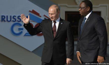 1er Sommet Russie-Afrique du 23 au 26 octobre 2019