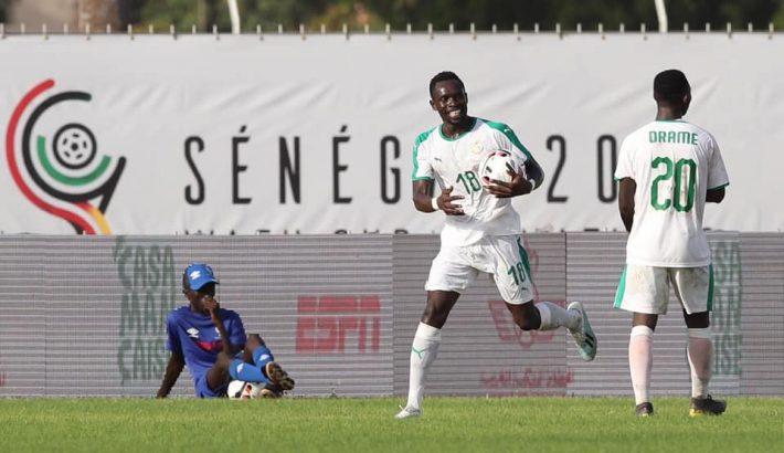 TOURNOI UFOA : Le Sénégal écarte le Bénin et rejoint le carré d'As