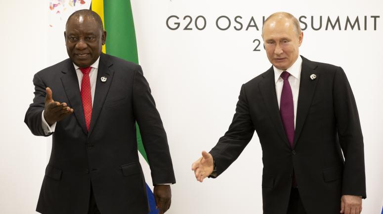 Russie-Afrique : enjeux d'un sommet
