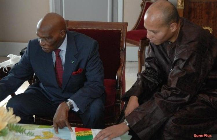 PDS – Wade vire Cheikh Tidiane Seck et Abdou Aziz Diop