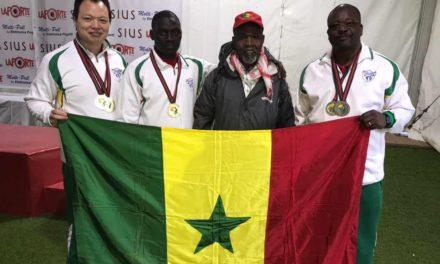 Vidéo – CHAMPIONNATS D'AFRIQUE DE TIR : Les Lions en Or