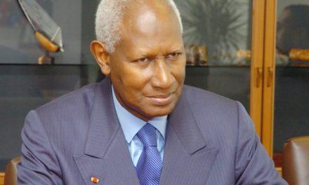 Abdou Diouf attendu à Dakar pour les obsèques de Colette Senghor