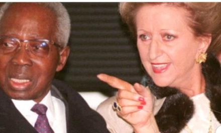 NECROLOGIE – Décès de Colette, la veuve du Président Senghor