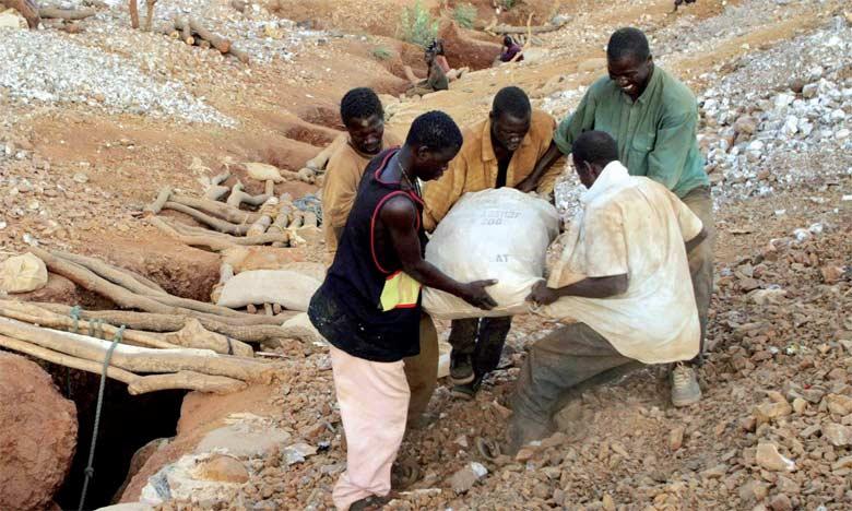 KEDOUGOU : 3 orpailleurs meurent dans un éboulement de terre