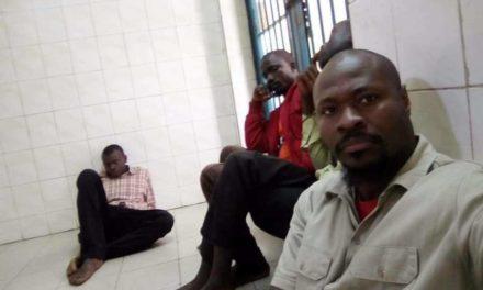 """JUSTICE  – Des organisations exigent """"la libération immédiate"""" de Guy et Cie"""