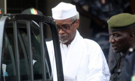 CORONAVIRUS – Les victimes tchadiennes s'opposent à la libération de Hissein Habré