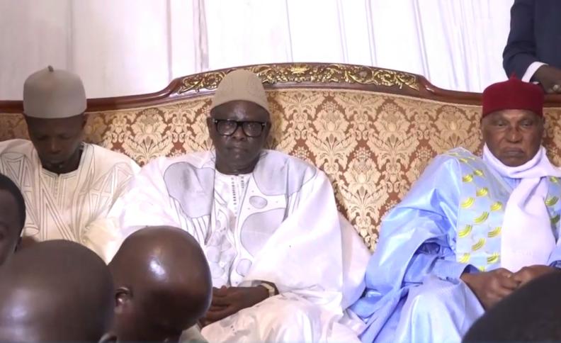 23 JUIN, WADE, LES TRANSHUMANTS, 3e MANDAT – Pape Diop révèle