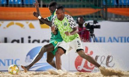 BEACH SOCCER : Le Sénégal surclasse le Nigéria et remporte sa 1ère Copa Lagos