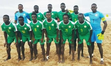 BEACH SOCCER-COPA LAGOS : Le Sénégal freine le Brésil (5-4)
