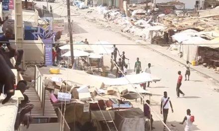 COVID-19 AU SÉNÉGAL – Les commerçants, les plus exposés