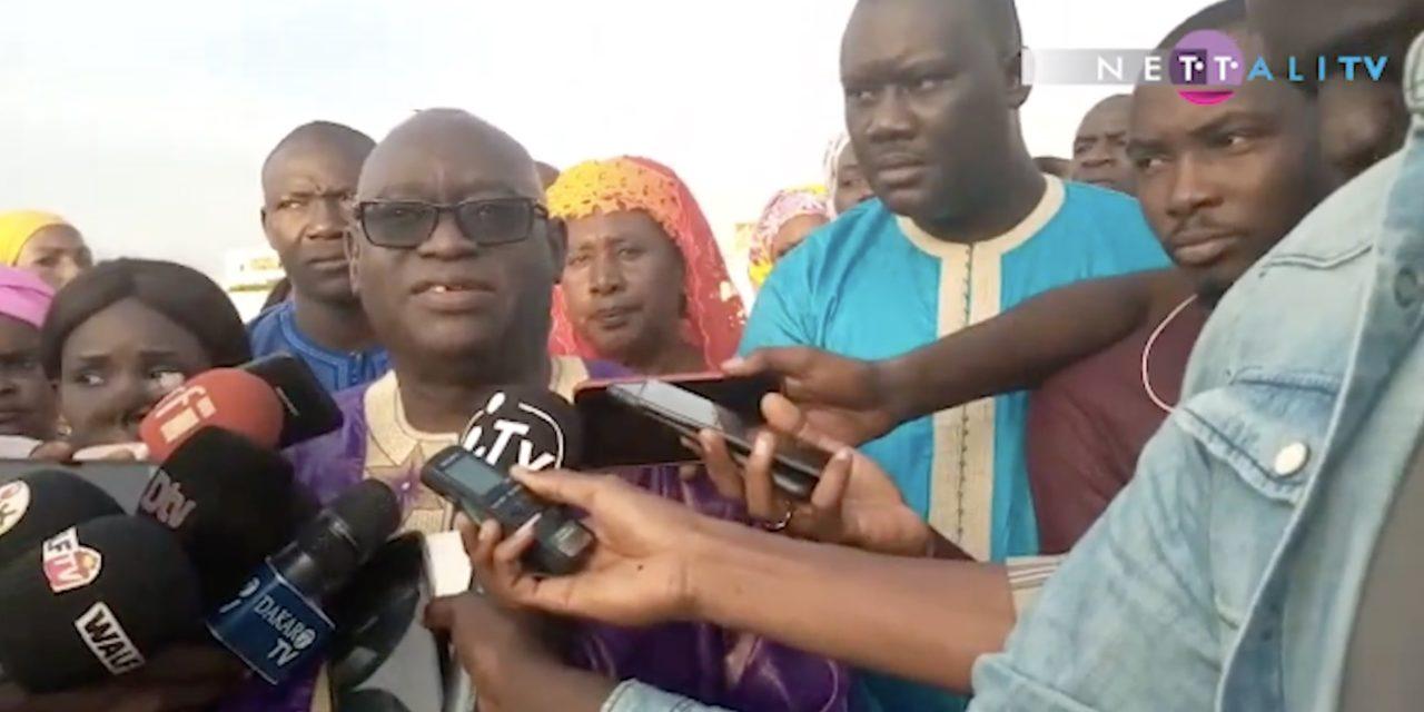 """Me El Hadji Diouf : """"je ne suis pas au courant des 10 millions qu'il aurait versés aux gendarmes"""""""