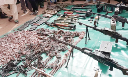 Saisie de 3900 munitions : L'armée sur le pied de guerre