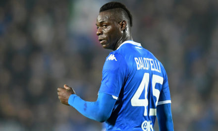 RACISME  – La Lazio soutient Balotelli