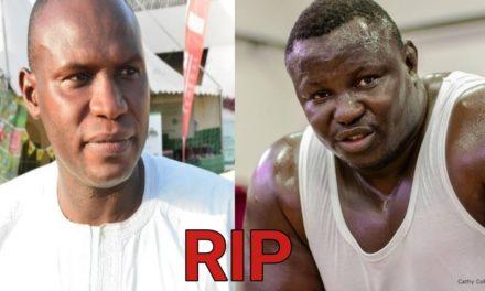 NECROLOGIE : Le lutteur Bombardier perd son frère et manager