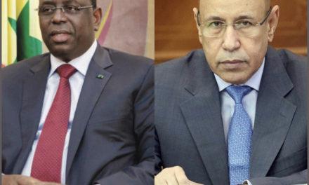 SENEGAL-MAURITANIE – Paris fait le lien