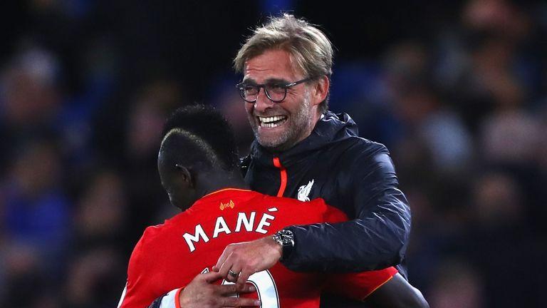 Angleterre : Sadio Mané dans le top 5 des meilleurs joueurs