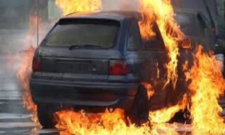 TOUBA : La voiture du présumé tireur sur la fenêtre du maire incendiée
