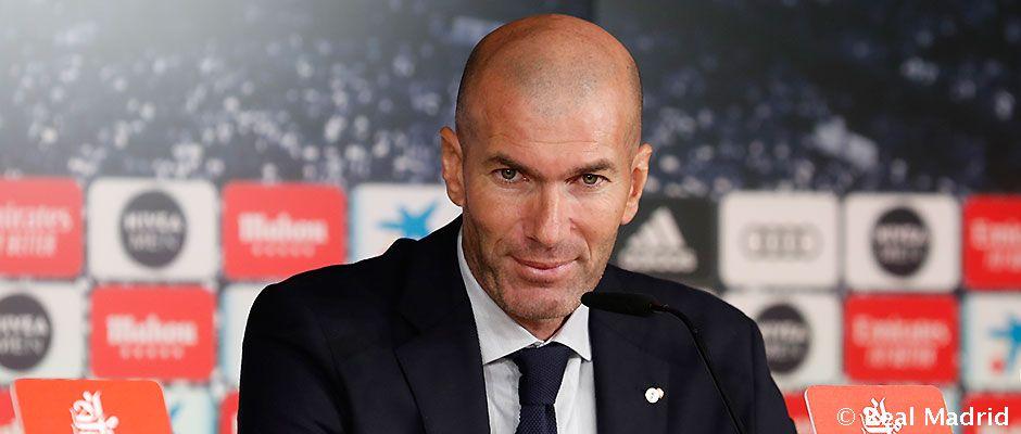 REAL-PSG – Zidane ravi du retour de Neymar