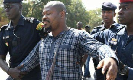 """JUSTICE : Nittu Deug exige la libération des """"marcheurs"""" et menace"""