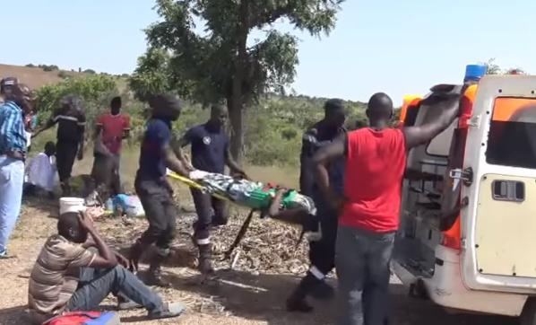 MBIRKILANE – Un accident fait deux morts et plusieurs blessés