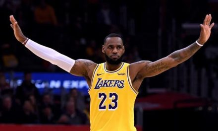 MEILLEUR SPORTIF DE LA DÉCENNIE – LeBron James is The King