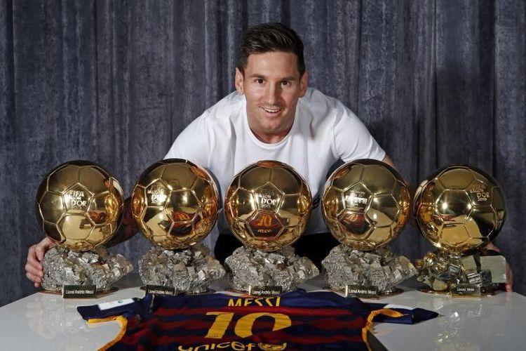 BALLON D'OR 2019 – Transfermarkt confirme le 6e sacre de Messi